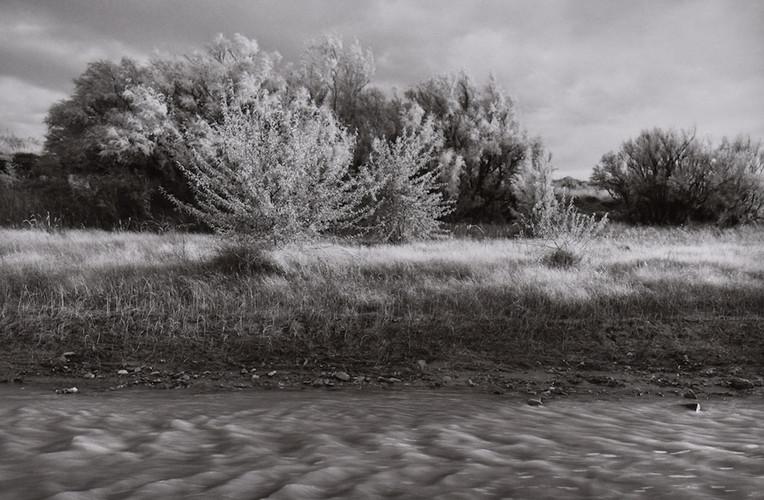 Autumn Stream, Galisteo Creek