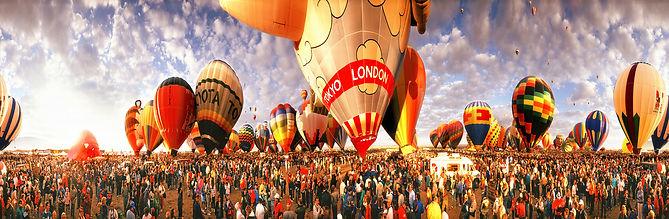 """Michael Lawton """"Albuquerque Balloon Fiesta"""""""