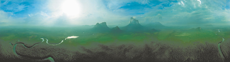 Michael Lawton - Cerro Autana, Venezuela