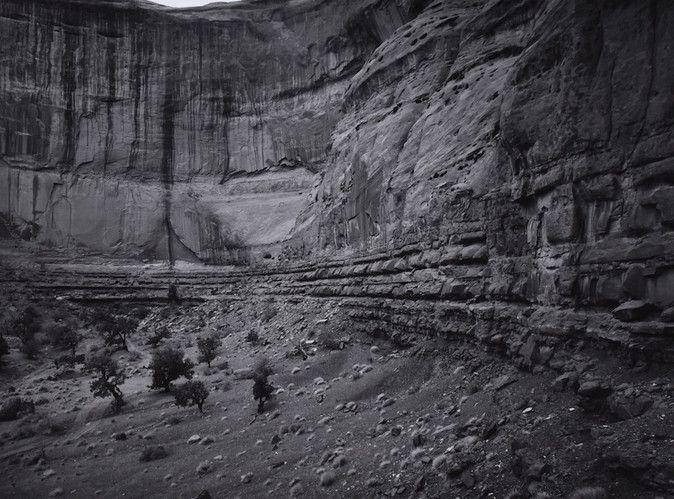 Amphitheater, Monument Valley