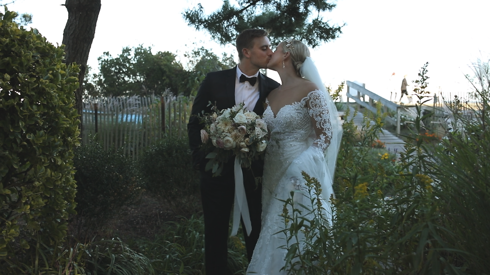 Hearford Inlet Lighthouse - North Wildwood New Jersey Wedding