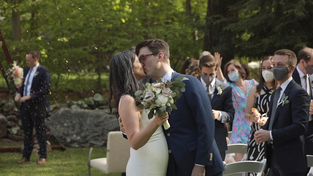 Connecticut Wedding - Ceremony