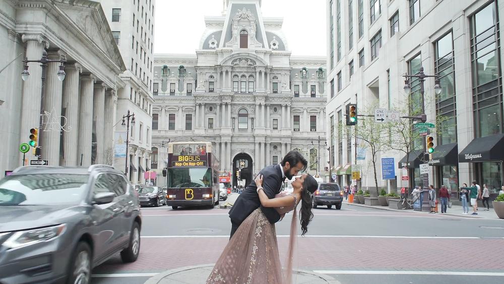 Indian Wedding - Crystal Tea Room - Philadelphia - Broad Street
