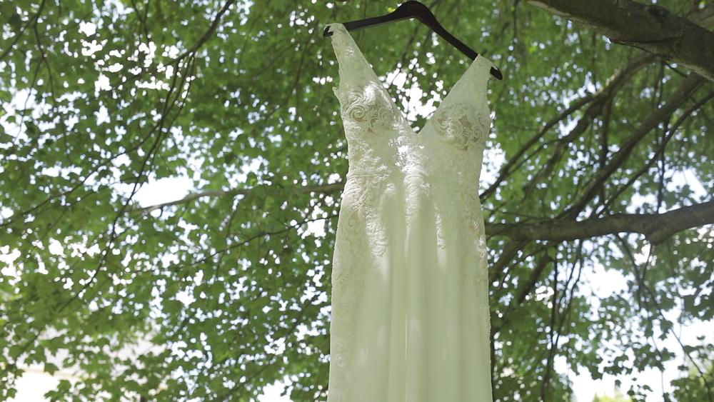 New Jersey Wedding Videography - Wedding Dress