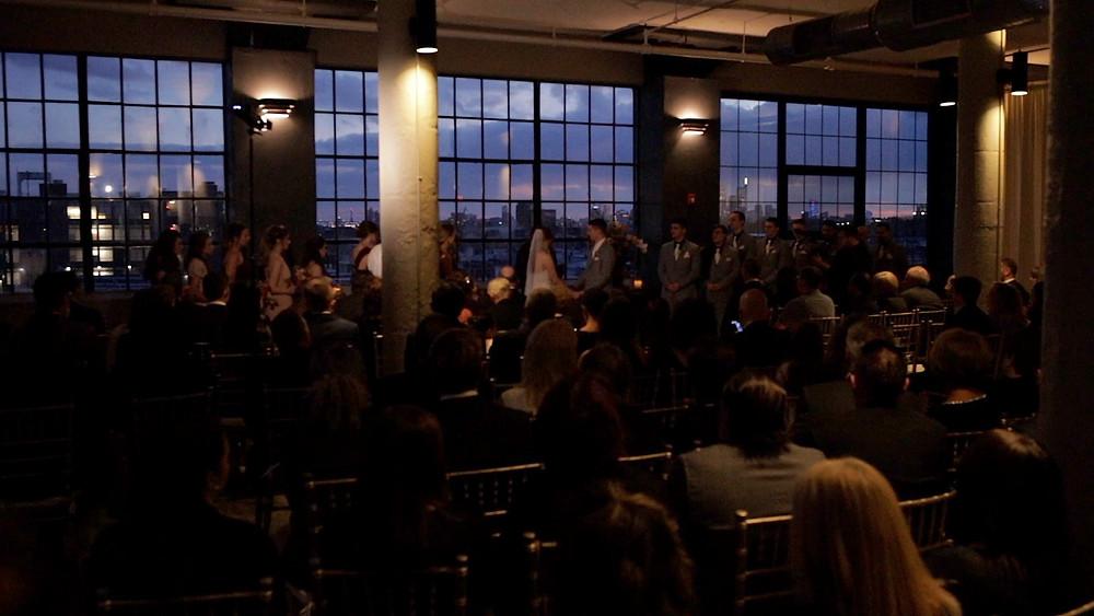 Wedding Venue - Fame - Philadelphia - Ceremony