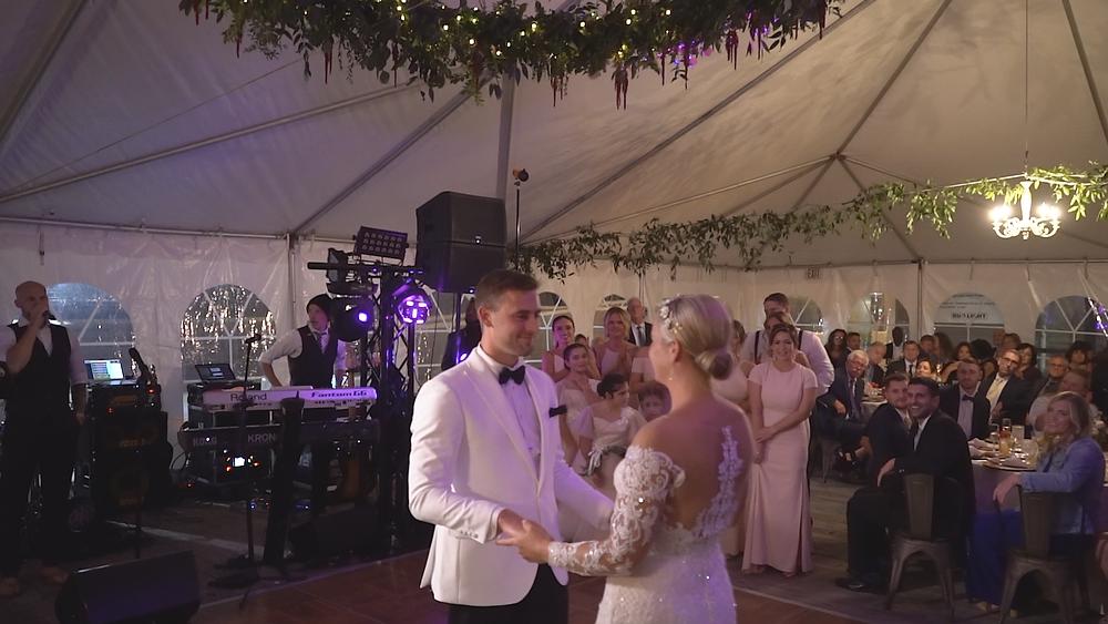 Seaport Pier - Reception - Wildwood New Jersey Wedding