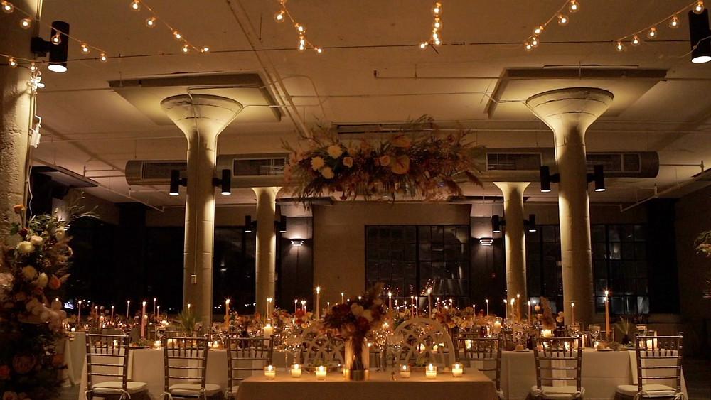Wedding Venue - Fame - Philadelphia - Reception