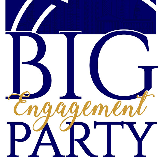 Big Engagement Party