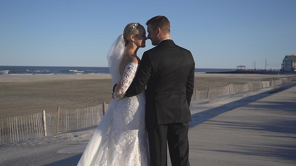 North Wildwood Beach - Wildwood NJ Wedding