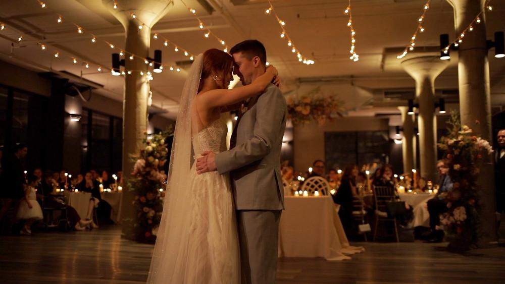 Wedding Venue - Fame - Philadelphia - First Dance