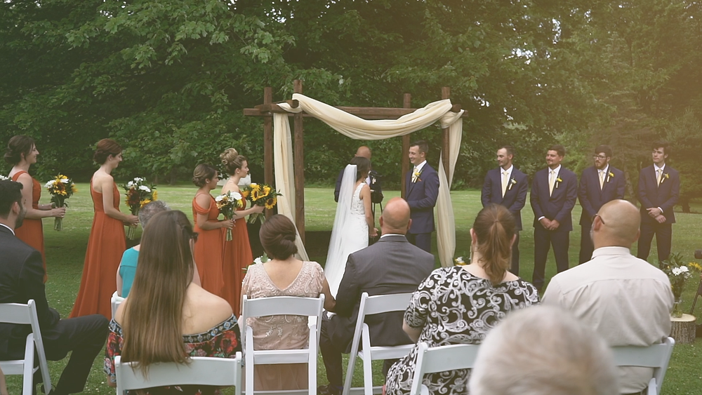 New Jersey Wedding Videography - Vows