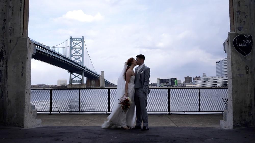 Cherry Street Pier - Philadelphia - Wedding