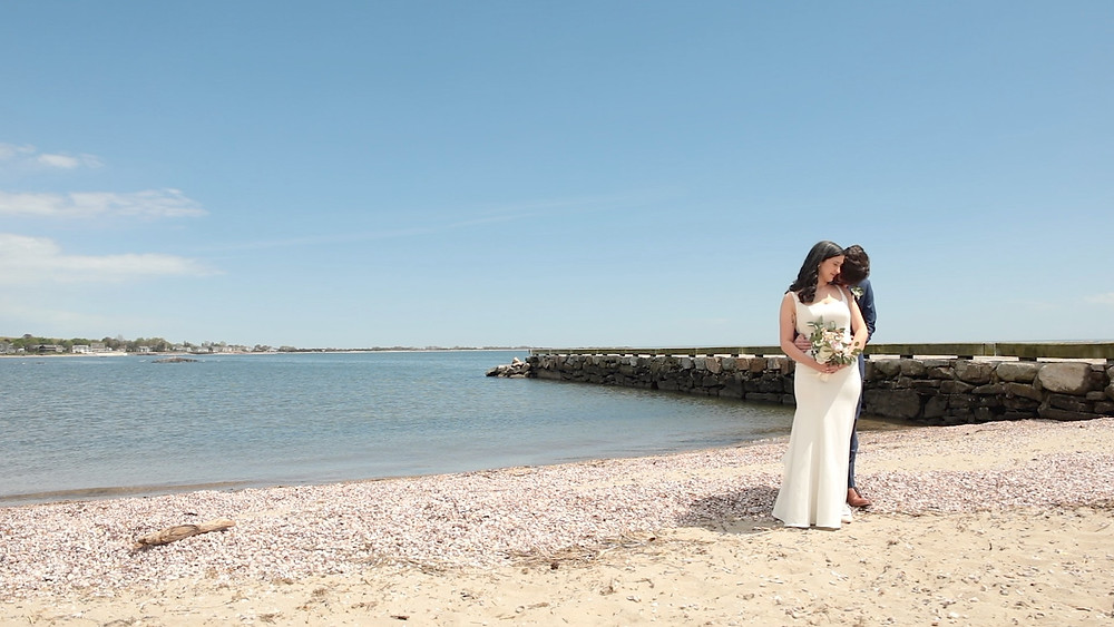 East Wharf Beach Park - Destination Wedding