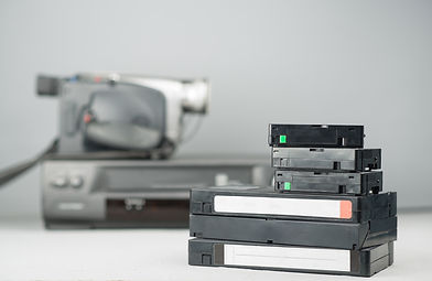 VHS%20videotapes%20and%20video%20player_