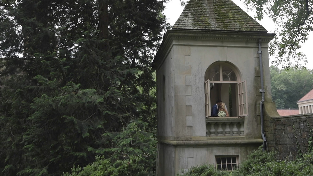 Delaware Wedding Videography - Winterthur - Tower