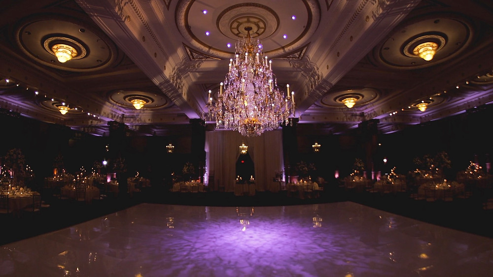 Indian Wedding - Crystal Tea Room - Philadelphia - Ballroom