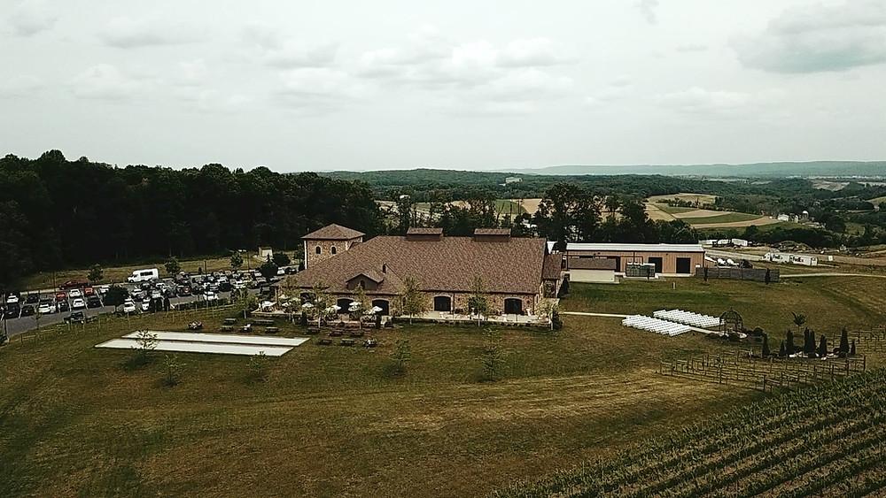Folino Estate Winery - Lehigh Valley - Wedding Venue