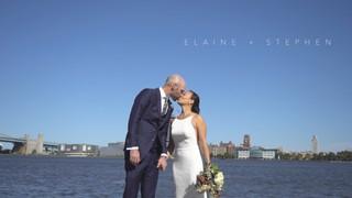 ELAINE & STEPHEN