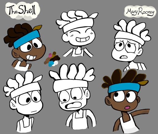 The Shell Expressions