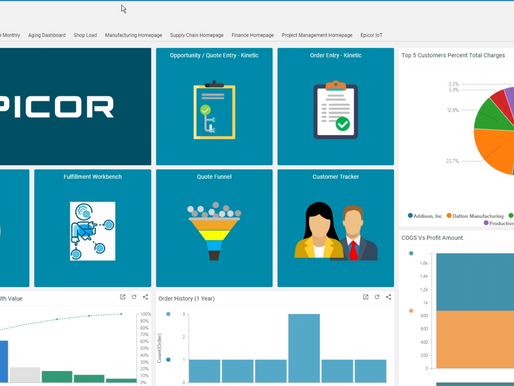 Improve Production Planning, Demand & Forecasting, and SchedulingQuick Demo Shows You How