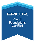 EPicor Cloud Foundations Certification