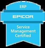 Epicor Service Management Certification