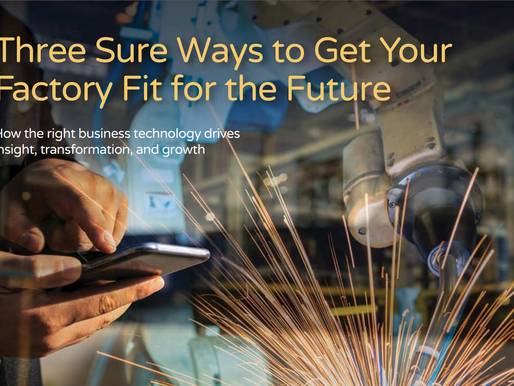 Behind the scenes of the world's leading industrial and manufacturing companies, a profound digital