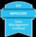 Epicor Sales Management Certification
