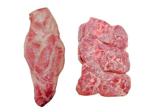Cabrito Boer Traseiro - R$ 55/kg