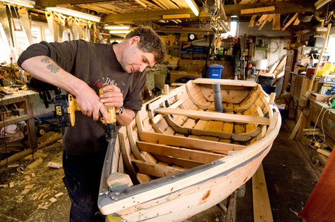 The Last Boat Builder