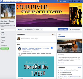 Our River - Stories of the Tweed