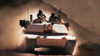 ABRAMS MAIN BATTLE TANK