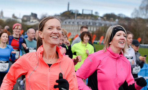 Edinburgh 10 Mile Run