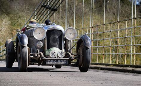 Flying Scotsman Rally