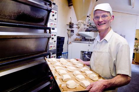 The Head Baker