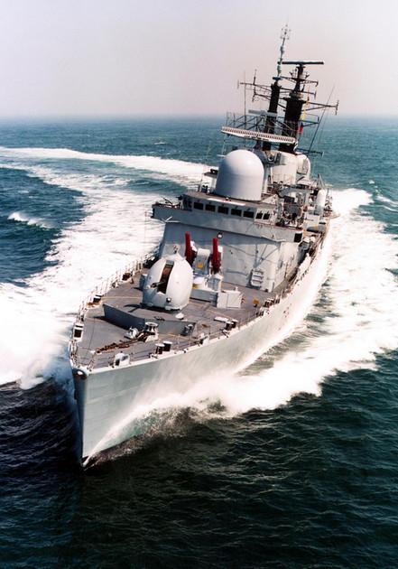 DESTROYER HMS BIRMINGHAM