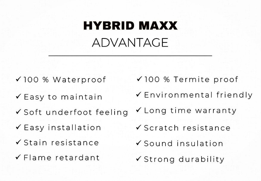 Hybrid Maxx Advantage