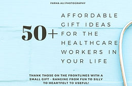 50+ Affordable Gift Ideas for the Healthcare Workers in Your Life