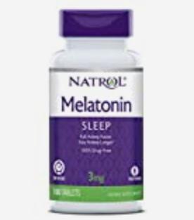 Melatonin - $7