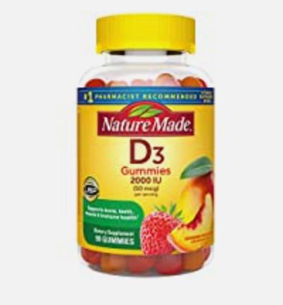 Vitamin D3 - $8