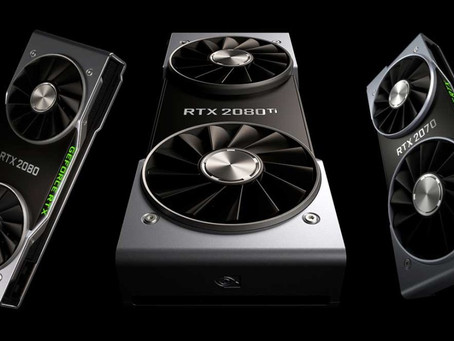 NVIDIA To Release RTX 2070 On 17th Of October