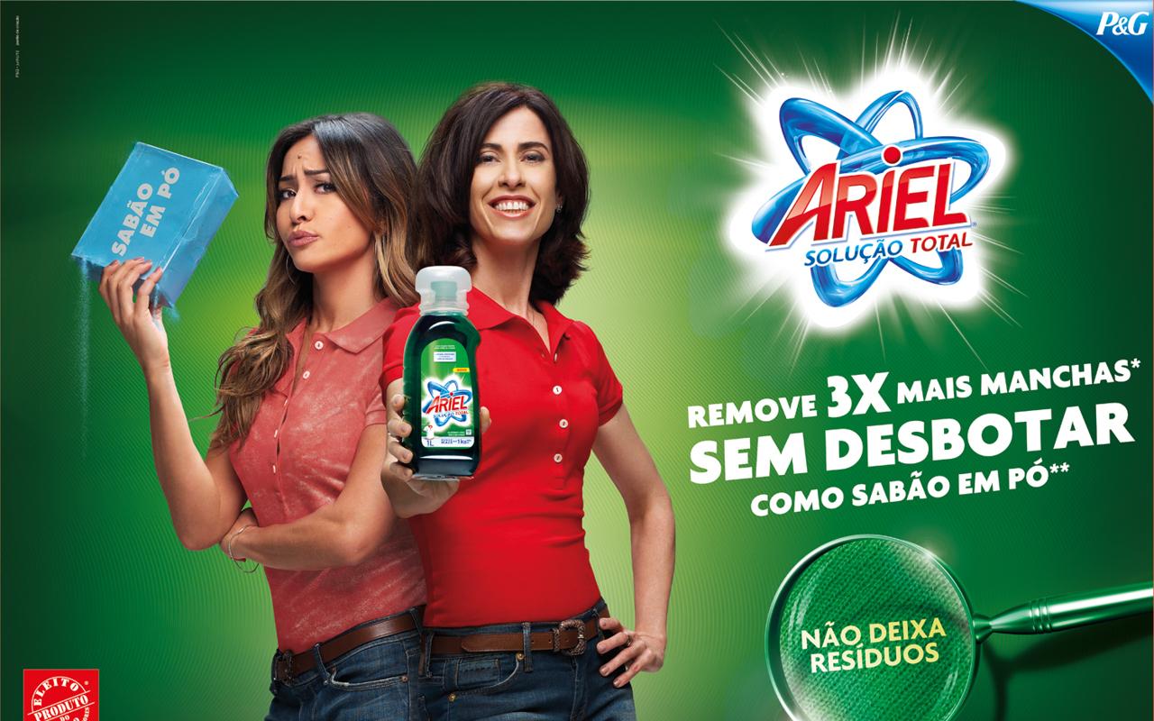 Ariel Líquido