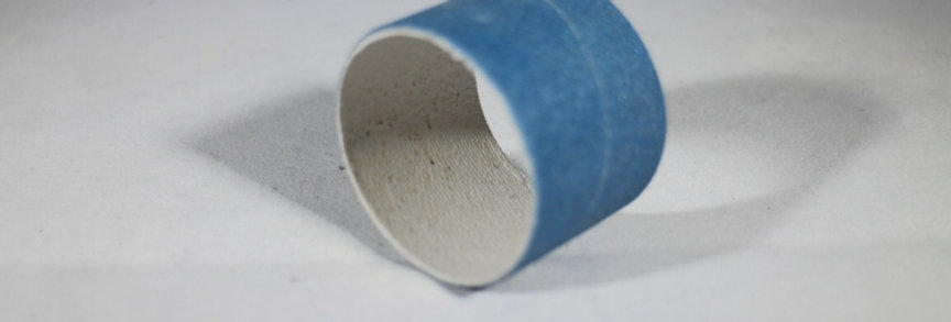 Sandpapir til sliberulle Ø 38 mm