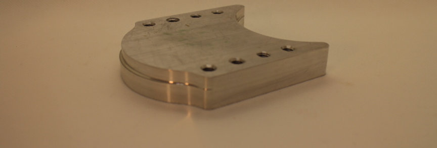 Slibemodel løs bund Ø 100 mm.