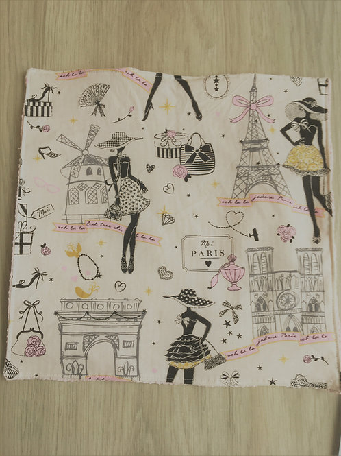 Serviette de table paris