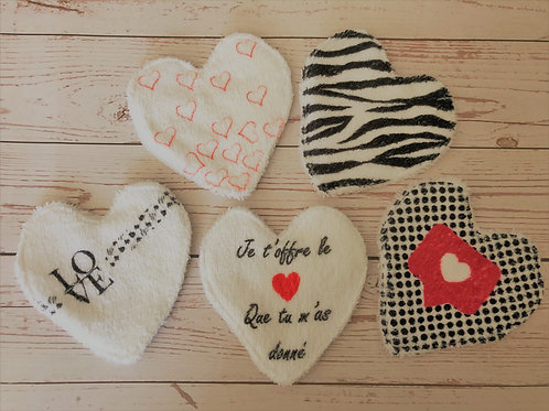 Collection coeurs