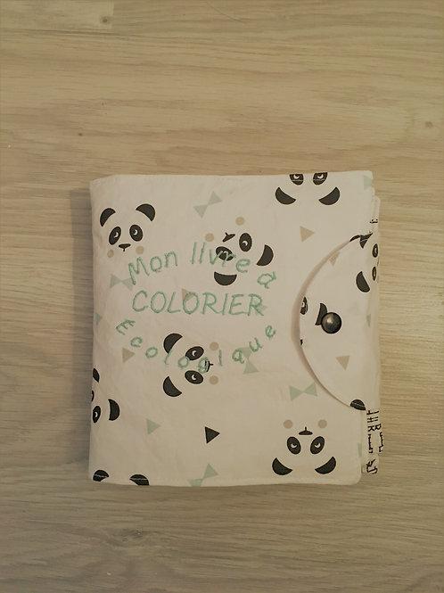 Livre à colorier Panda