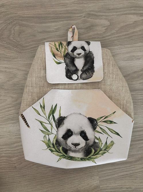Sac à dos panda