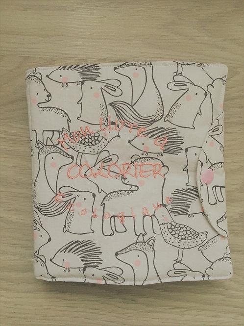 Livre de coloriage animaux