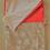 Thumbnail: Nid d'ange rouge et gris à étoiles